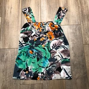 NWT Floral Top - The Limited, size M